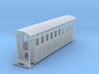 HOn30 Small Long passenger car 3d printed