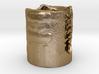 Gator Ring (US Size 8) 3d printed