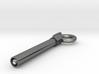 Tin whistle pendant 3d printed