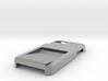 Tank iphone 5 wallet case w/ money clip 3d printed