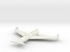 1/144 Curtiss P-55J Jet Ascender (wheels up) 3d printed