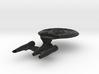 USS Parker Medium 3d printed