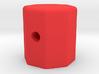 Lug Head guitar control knob 3d printed