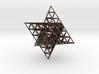 star tetrahedron vector matrix 3d printed