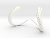 Octopus Earrings 3d printed