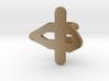 """Tube clamp transverse 1/4"""" 3d printed"""