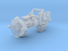 advanced infrasonic cannon 001a carried with suppo 3d printed
