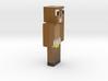 6cm | ChopMineDig 3d printed