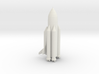 Energia and Buran 1 3d printed