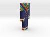 6cm   Xyphon_ 3d printed