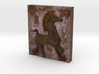 Bucephalus Horse Relief  3d printed