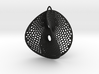 Perforated Chen-Gackstatter Thayer Earring 3d printed