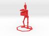 Generous Robot 3d printed