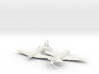1/200 MiG-3 Soviet WW2 Fighter 3d printed