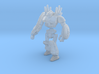 Mayan Doom Bot #1 3d printed