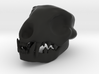 Cat Skull 3 Inches 3d printed