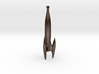 Retro Rocket 1 Pendant 3d printed