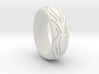 Motorcycle Low Profile Tire Tread Ring Size 10 3d printed