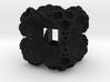 Hyper Fractal Flake 3d printed