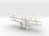 1/144 or 1/100 Sopwith Triplane 3d printed