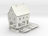 Eckhaus mit Laden 2 - 1:220 (Z scale) 3d printed