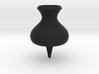Thumbtack dreidel 3d printed