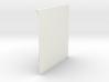 TopOpt Stiffened Quarter Panel 180-180-9-28 3d printed