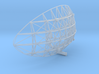 Voshkod Elliptical Radar Dish 1/72 3d printed