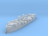 USS Baltimore (C-3) 1:3000 x2 3d printed