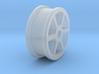 H0 trilex rim 3d printed