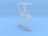 06-J mission - Landing Gear Outrigger 3d printed