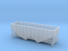 TT Scale 2 Bay Hopper 8 Panel 3d printed