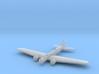 1/200 Boeing B-9 3d printed