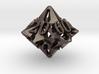 Pinwheel Die10 Decader Ornament 3d printed