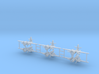 1/400 C-1 Trader (x6) 3d printed
