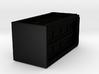 Police Box Charm 3d printed