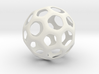Hive Ball Small 3d printed
