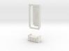 Basic 1x1 Door 3d printed