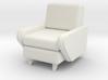1:24 Moderne Club Chair 3d printed