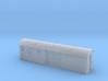 30ft Guards Van, New Zealand, (NZ120 / TT, 1:120) 3d printed