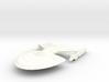 USS Garver 3d printed