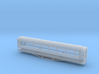 AO Carriage, New Zealand, (N Scale, 1:160) 3d printed