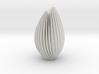 Twist Lamp 3d printed