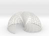 Yin Yang Shell Mesh 3d printed