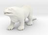 Iguanodon retro 1/40 3d printed