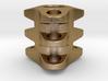Triple Tritium Bead 1 (2.5x10mm Vials) 3d printed