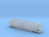 Weipa Railway (Australia) Hopper Z Scale (1:220) 3d printed