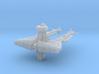 Bastion Commerce Vessel 3d printed
