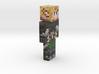 6cm | LynxDoom 3d printed