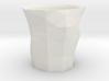 Polygon Little Cup 3d printed